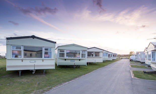 Park Holidays - Harts Holiday Park
