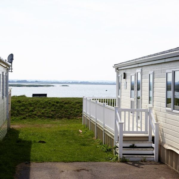 Private Static Caravans For Sale sited