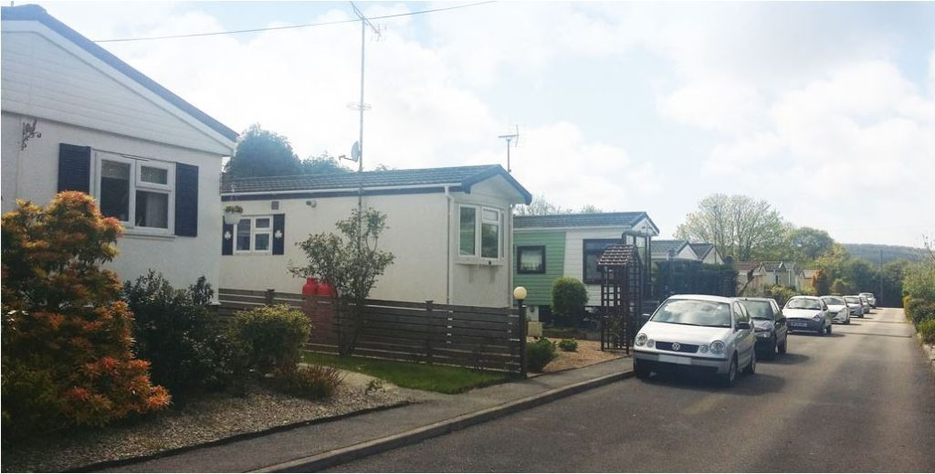 The Old Rectory Residential Park Homes for sale in Cornwall