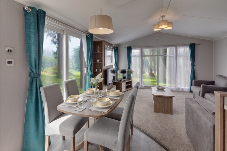 Amble Links Coastal Retreat & Holiday Park, Northumberland