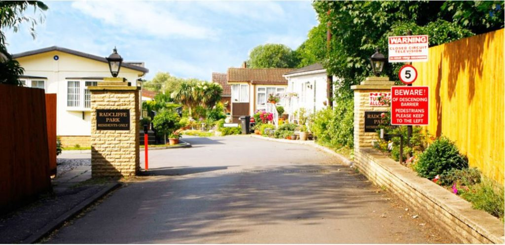 Radcliffe Residential Park