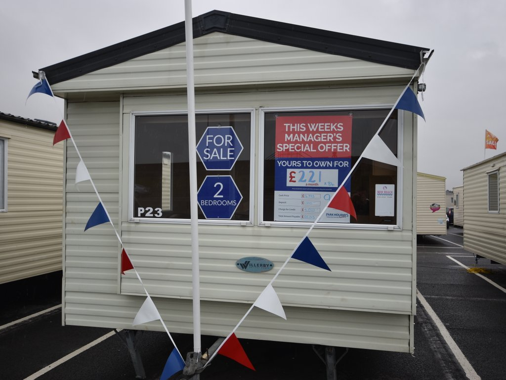 Limited budget? You can still treat yourself to the superb Willerby Magnum.