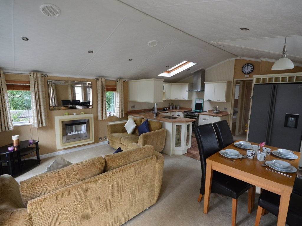 Outstanding lodge.  Relax in comfort and style with the immaculately finished Willerby New Hampshire.