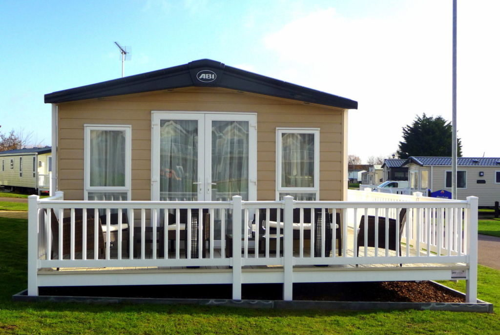 Caister-on-Sea Holiday Park, Norfolk