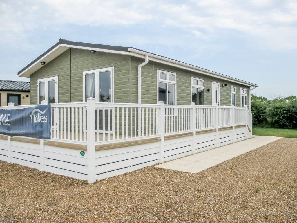 The Hollies Holiday Park, Suffolk