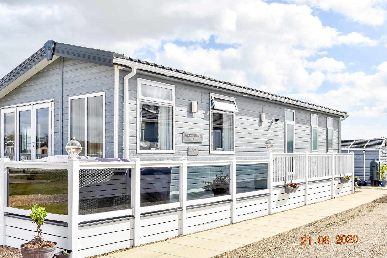 Preview of the first image of The Hollies Holiday Park, Suffolk.