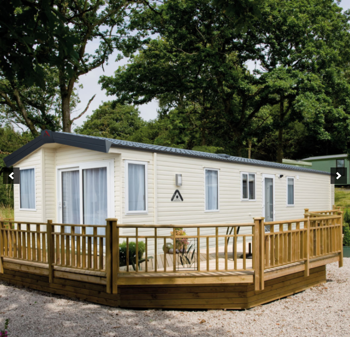 Preview of the first image of Static Caravan Holiday Home, Retford, Nottinghamshire.