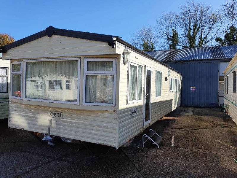 Static Caravan Holiday Home, Lincoln, Lincolnshire