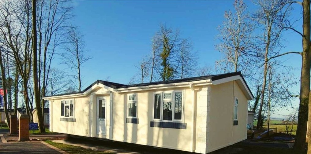 Preview of the first image of Residential Park Home, Callington, Cornwall.