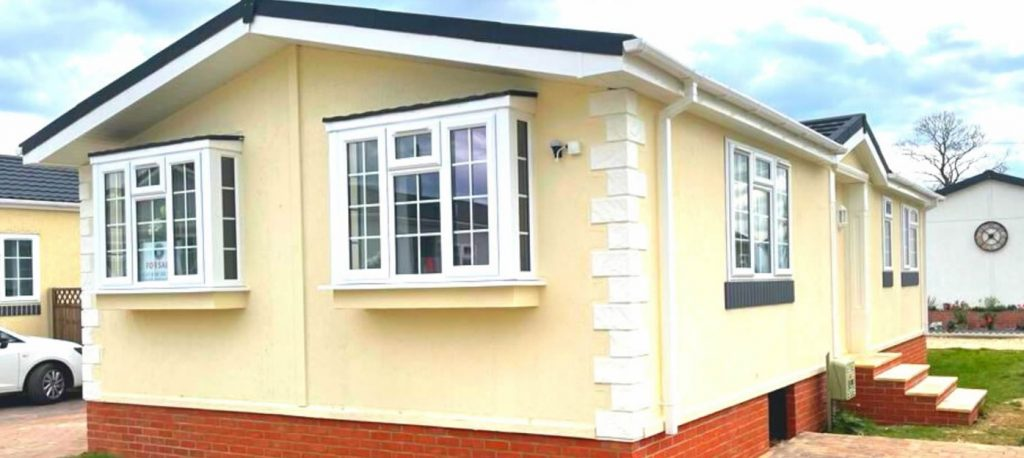 Residential Park Home, Lincoln, Lincolnshire