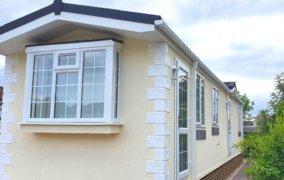 Residential Park Home, Whitland, Carmarthenshire