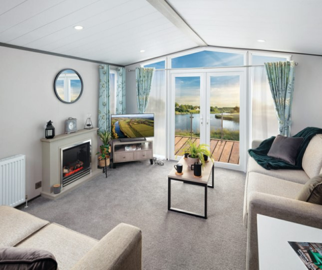 Rivers Edge Holiday Home & Lodge Park, North Yorkshire